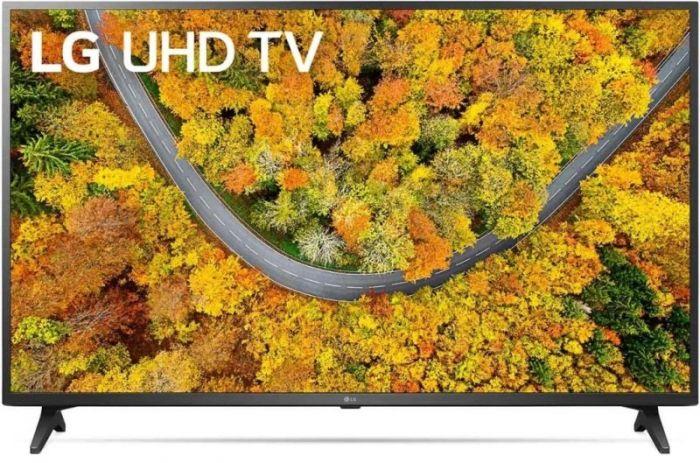 "LG 55UP75003 55"" 4K UHD Smart LED TV"