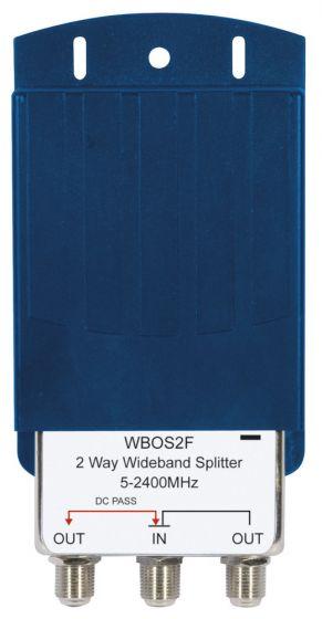 LABGEAR 2 WAY OUTDOOR SPLITTER - WB0S2F