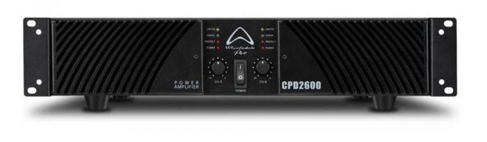 Wharfedale CPD2600 1000W Power Amplifier