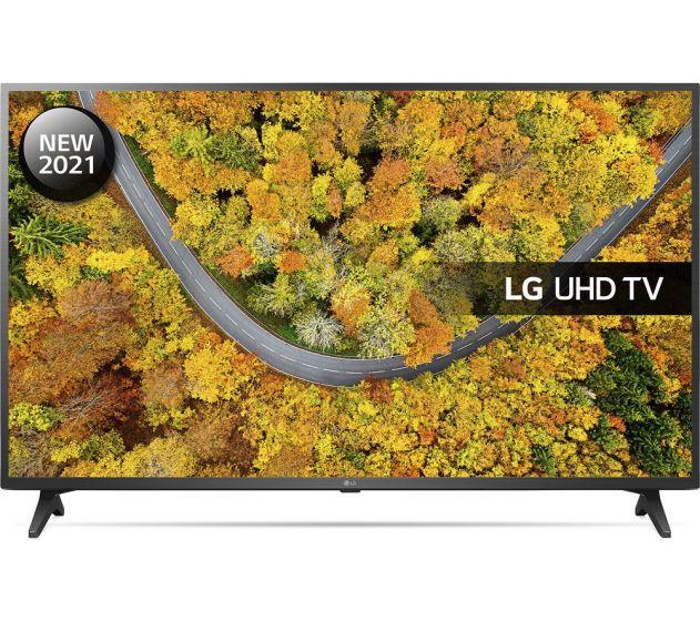 "LG 75UP75006LC  75"" 4K UHD Smart LED TV"