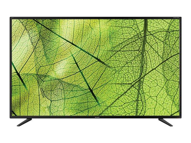 """Sharp C55BJ2KF2FB 55"""" 4K UHD Smart LED TV"""
