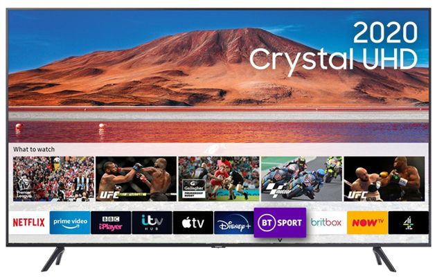 "Samsung UE65TU7000 65"" 4K Ultra HD Smart LED TV"