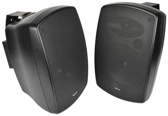 "WORK Pair of white 5.25"" full range passive loudspeakers"