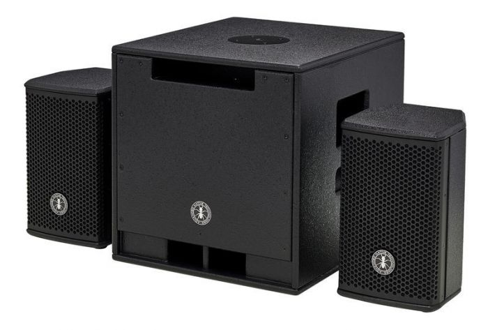 BHS800 Ultra Compact 2.1 800W System